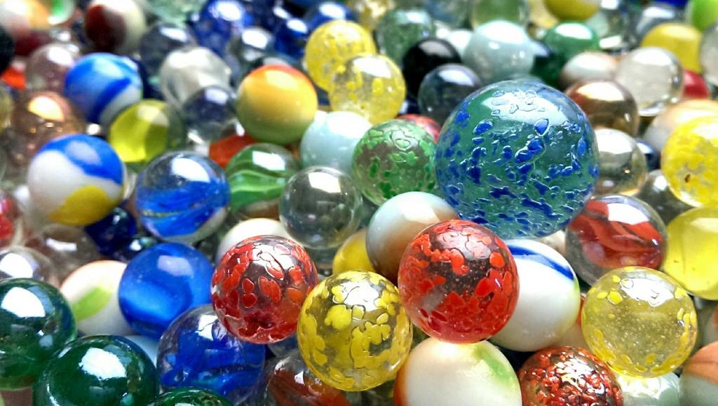 """""""Macro Marbles"""""""