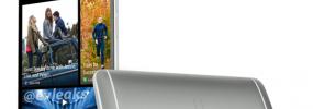 HTC One Max render - een beta versie volgens @evleaks