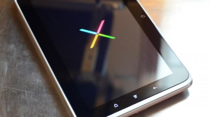 Geen paniek! Dit is NIET de Nexus 8 ;-)