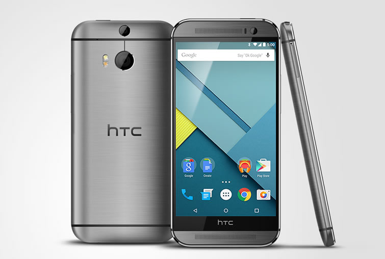 HTC-One-M8-Android-Lollipop